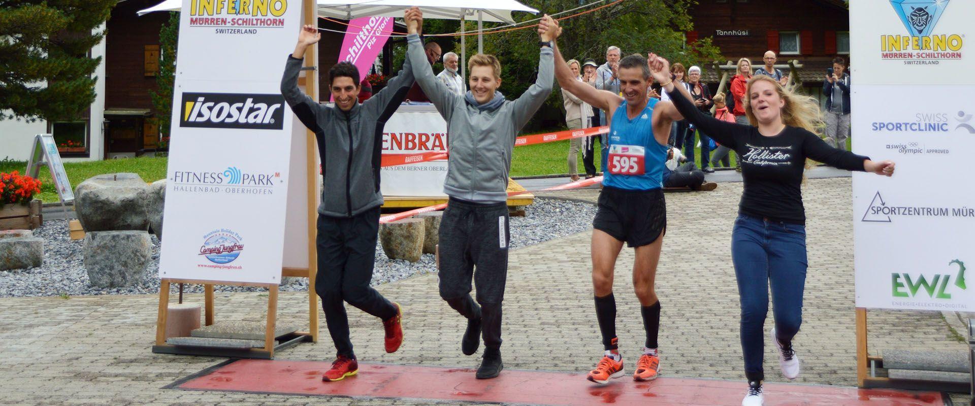 Partner events - INFERNO TRIATHLON - Mürren, Switzerland