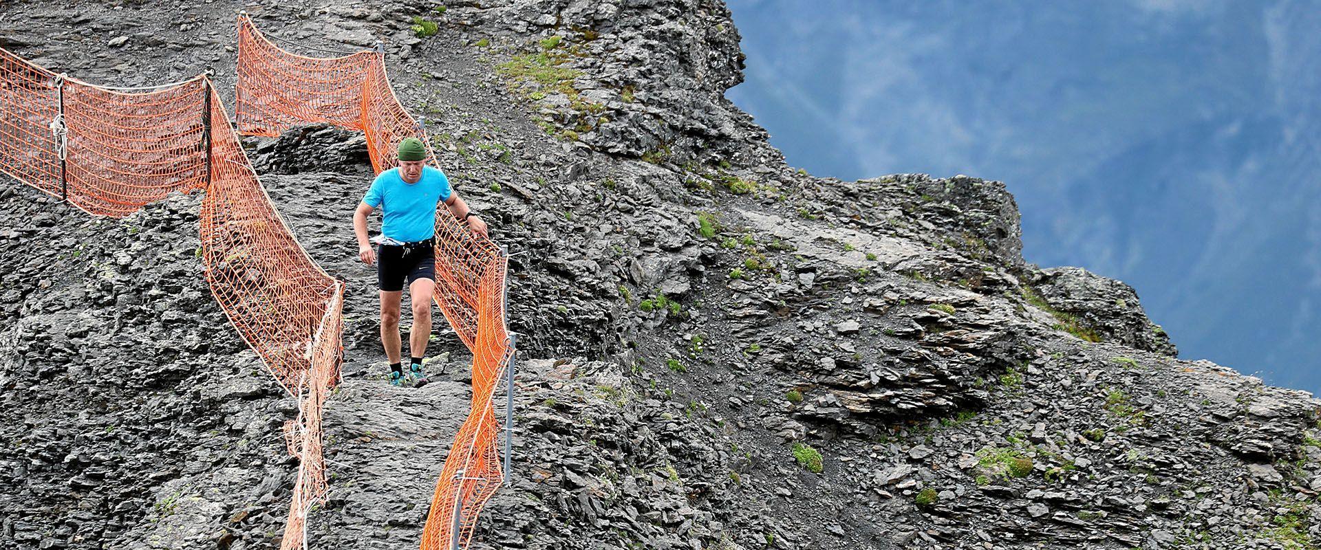 Halbmarathon / Staffellauf - INFERNO TRIATHLON - Mürren, Switzerland